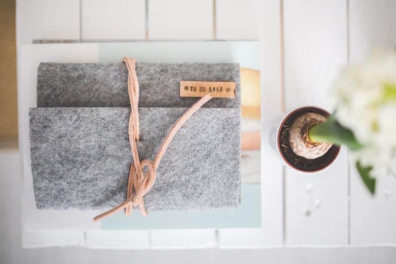 Bucket-List Notebook